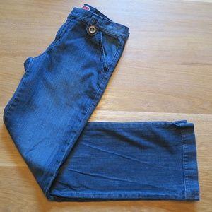 [Gap] Dark Wash Trouser Jean 4